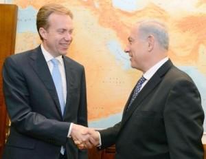 Borge_Brende_israel_news_agency