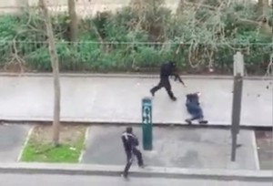 Massacre At French Magazine Office - Paris