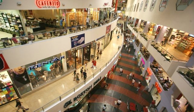Image result for israel mall