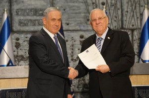 rivlin_netanyahu_new_government