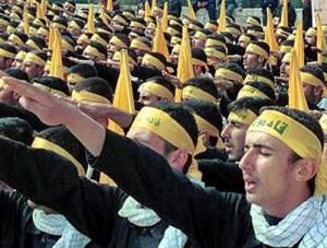 Hezbollah-Lebanon-Nazi-Salutes
