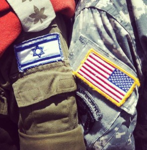 us_israel_army_together